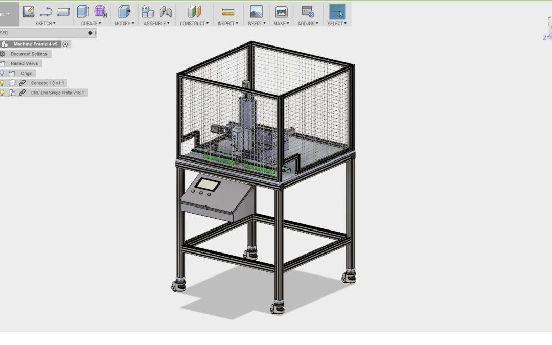 CNC Router Build