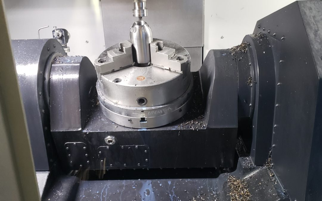 KPI Welcomes 5 Axis CNC Machining!